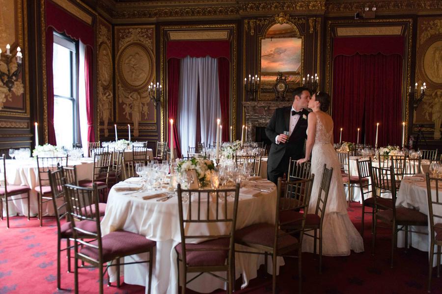 New York City Wedding Colleen Steve The Metropolitan Club