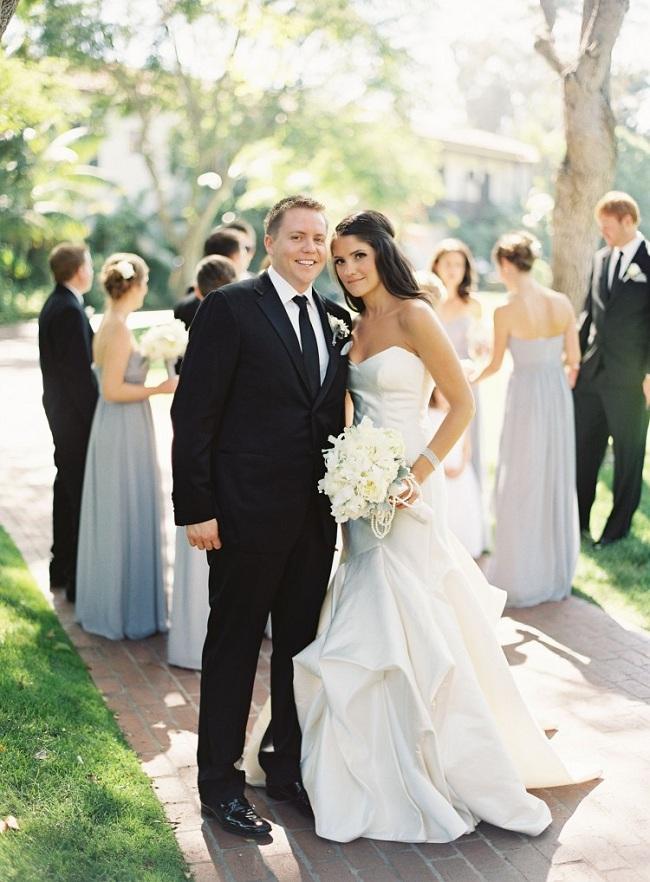 Biltmore Four Seasons Wedding Film Featured Style Me Pretty Santa Barbara Ca